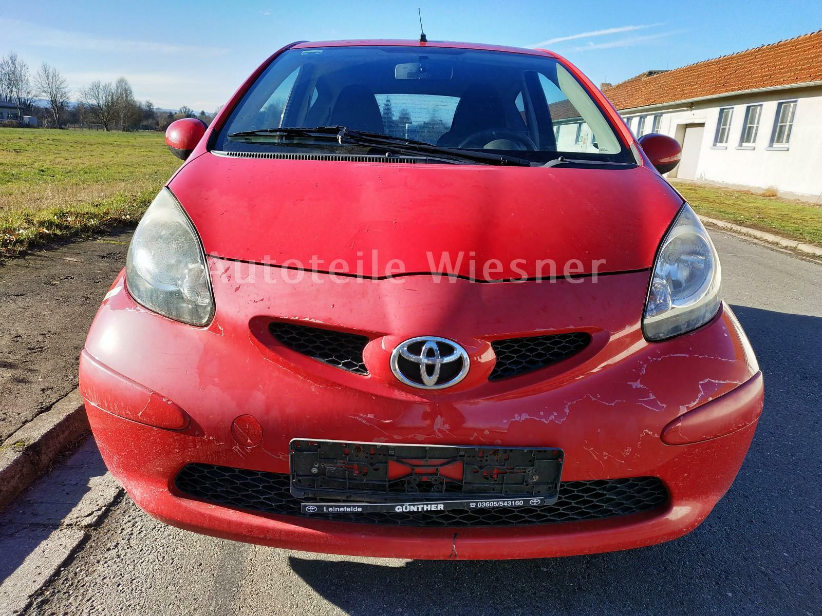 TOYOTA Aygo Cool