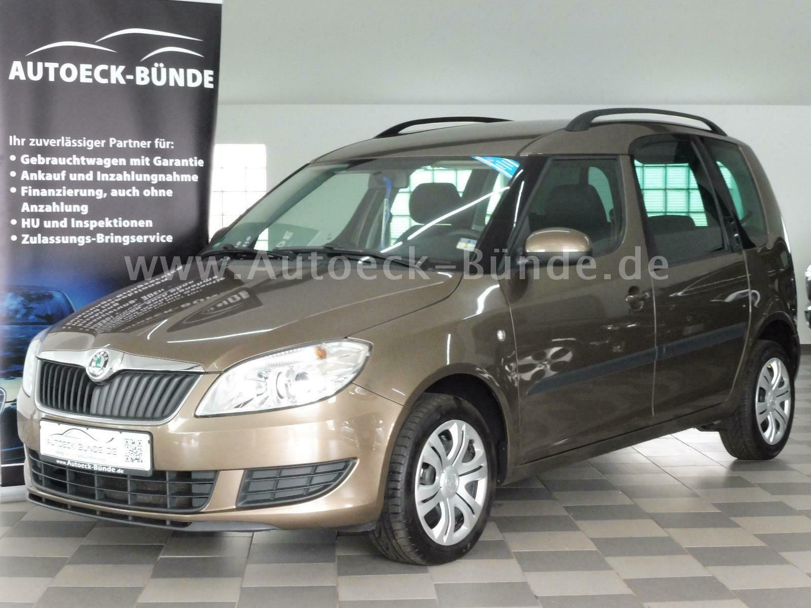 SKODA Roomster 1.2 TSI Ambition Plus Edition