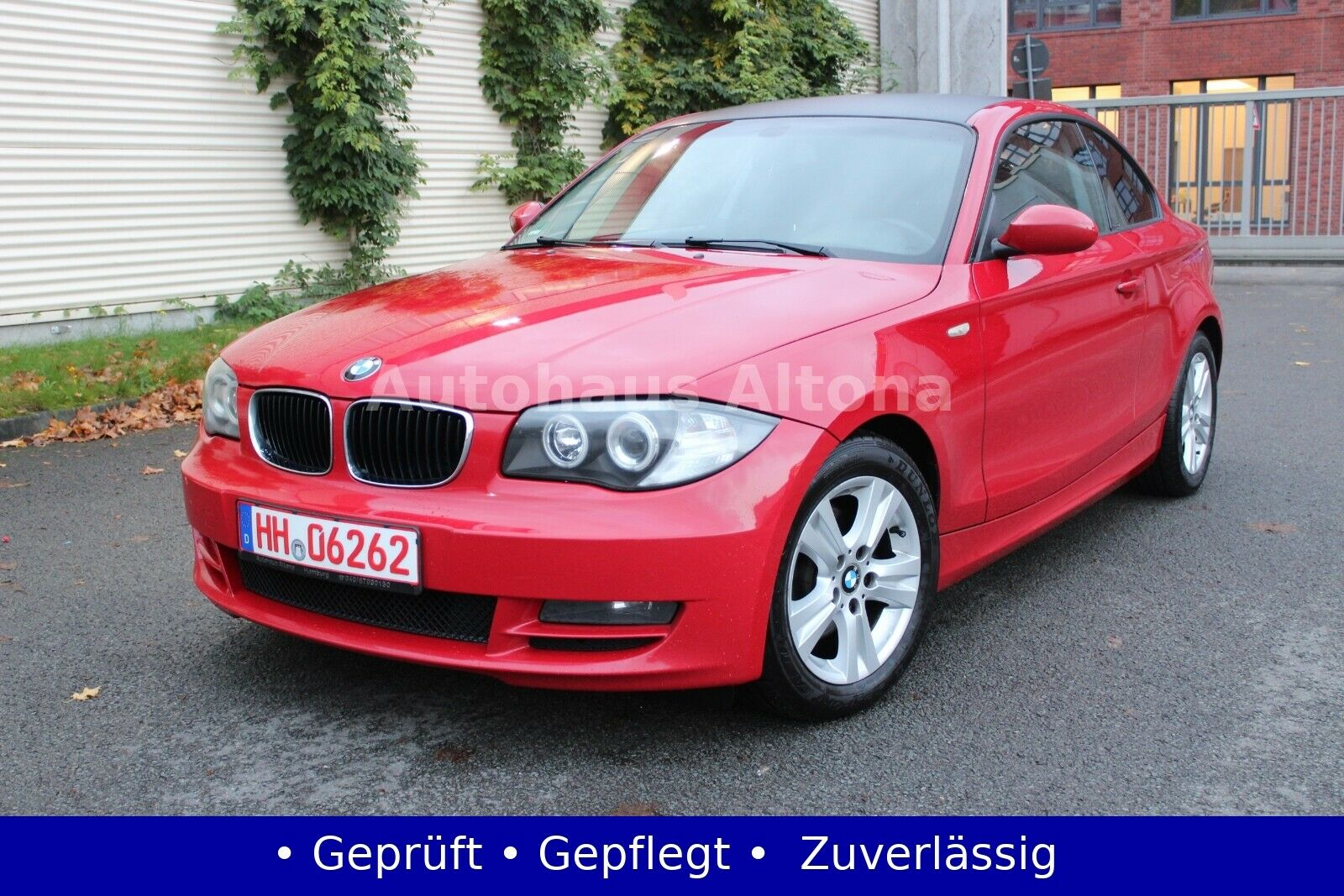 """BMW 120d Coupe """"Sehr Gepflegt"""""""