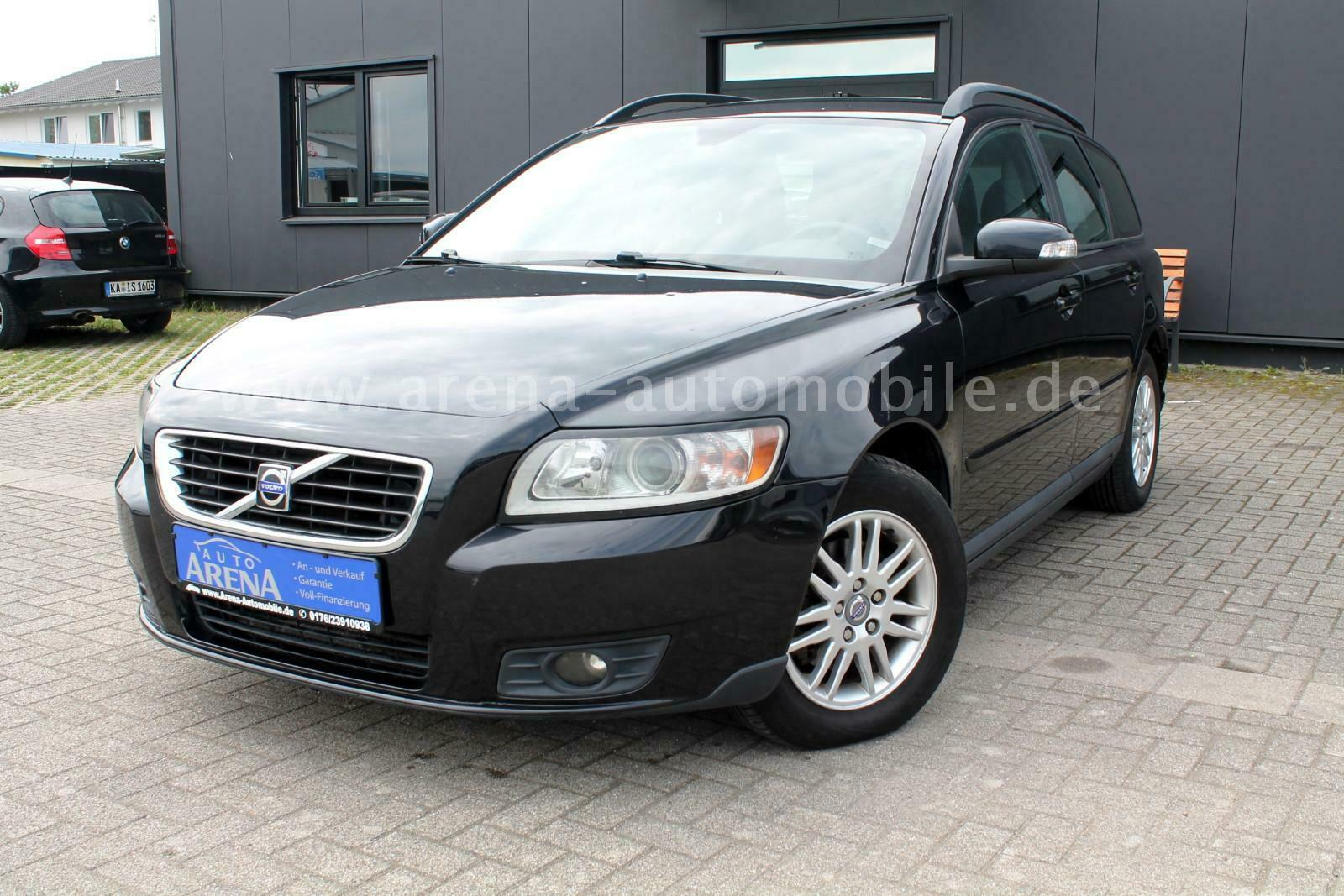VOLVO V50 1.6D DPF PDC, 2.HAND,