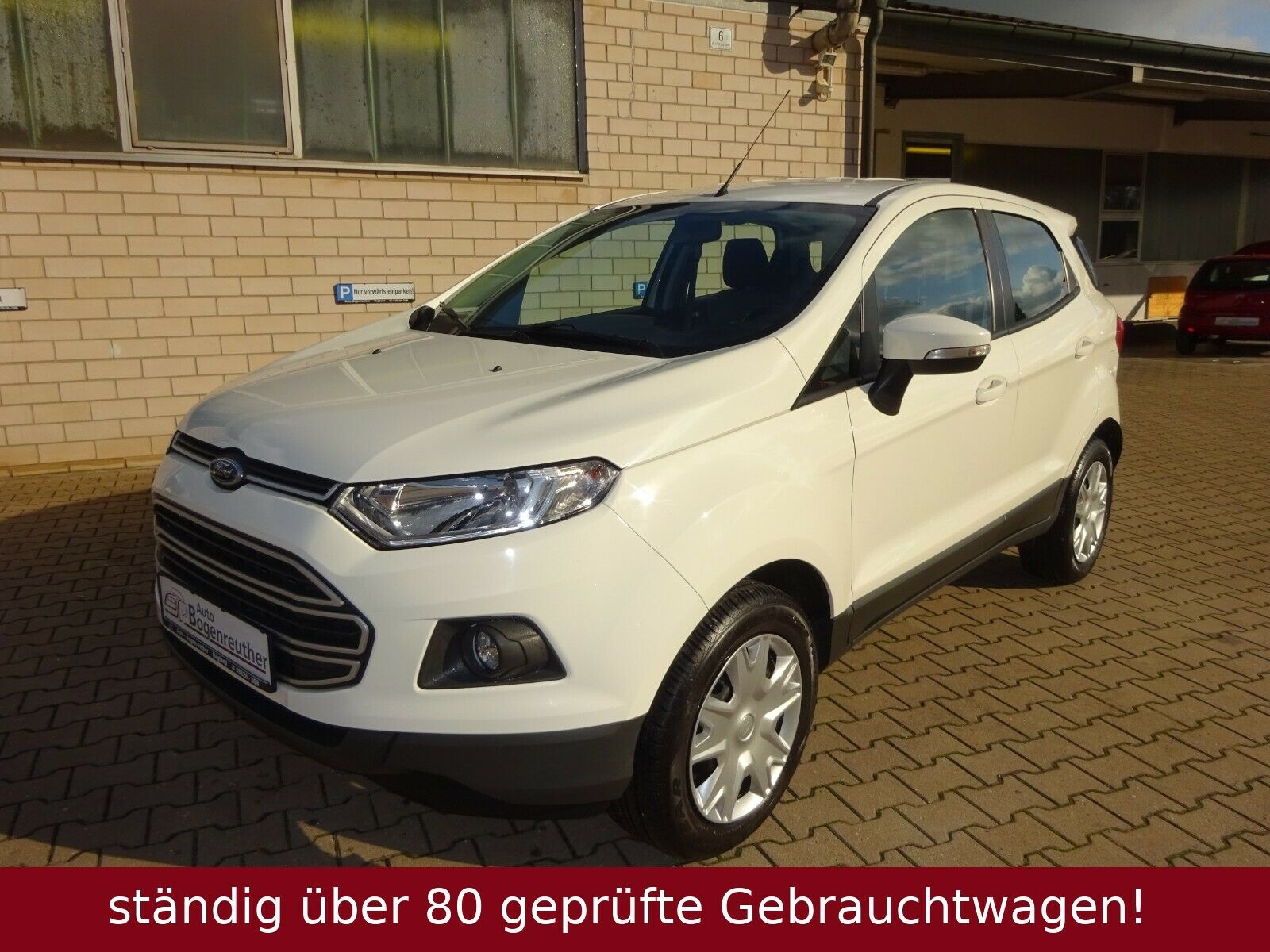 FORD EcoSport Trend+1.Hand