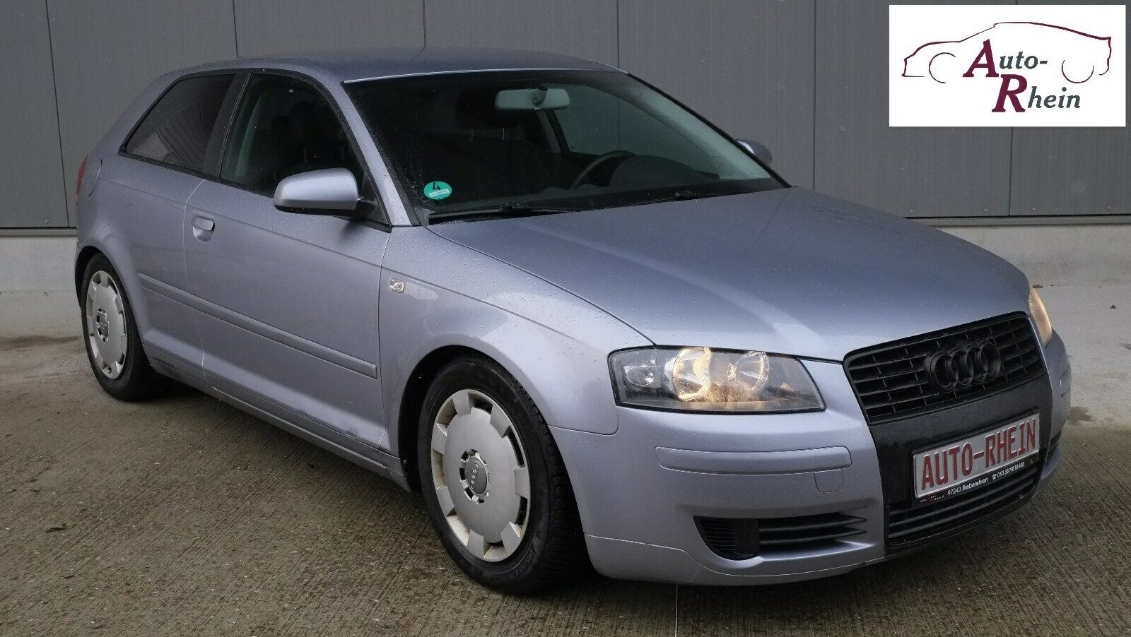 AUDI A3 1.6 Attraction,Regensensor, TÜV 10/19, Klima