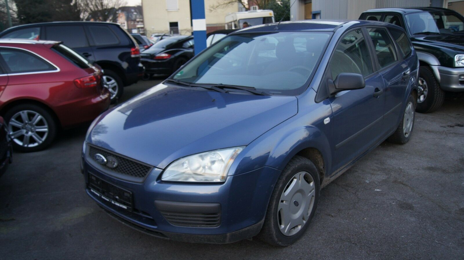 FORD Focus Turnier 1.8 TDCi Ambiente