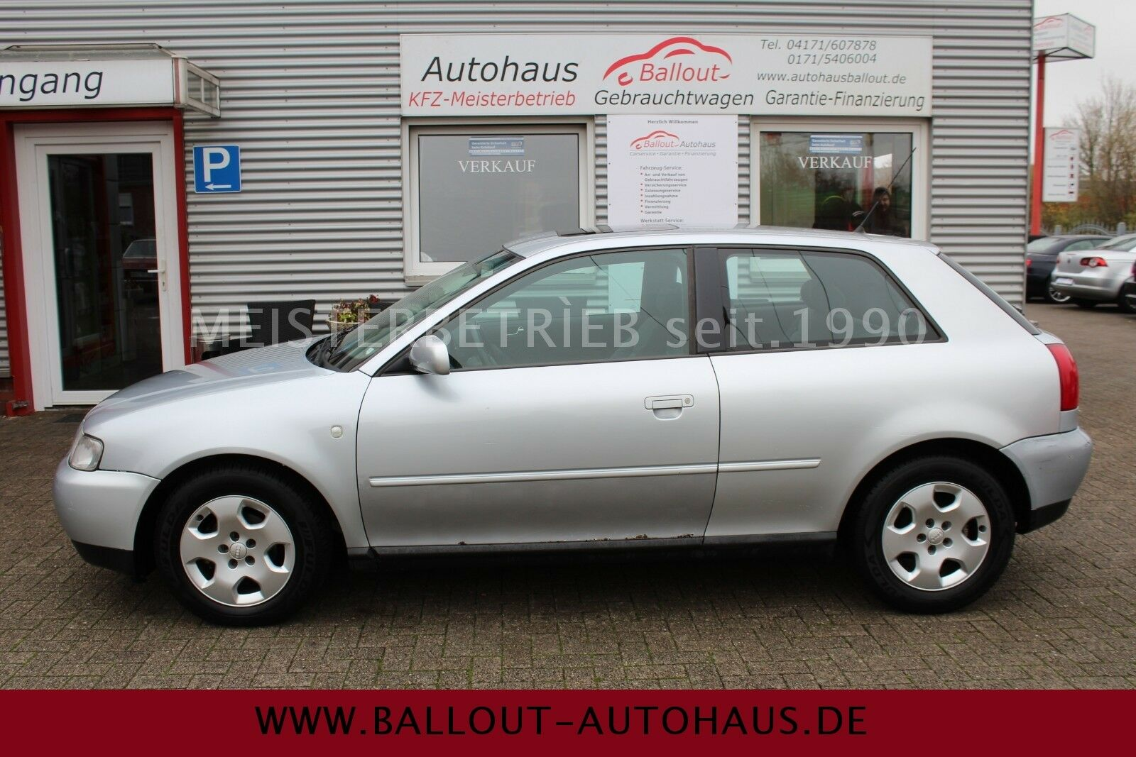 AUDI A3 1.6Attraction*AUTOMATIK*GSD**ATM 67TKM