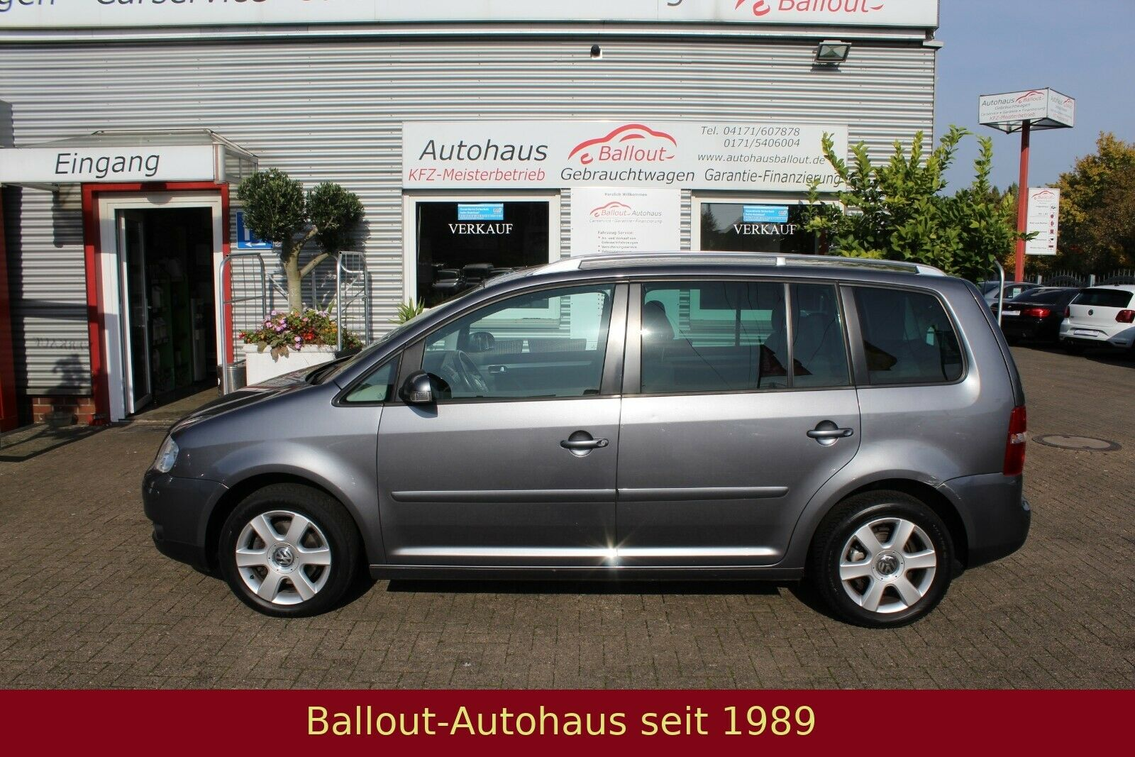 VW Touran 1,9 TDI Highline*2.HAND*AUTOMATIK*