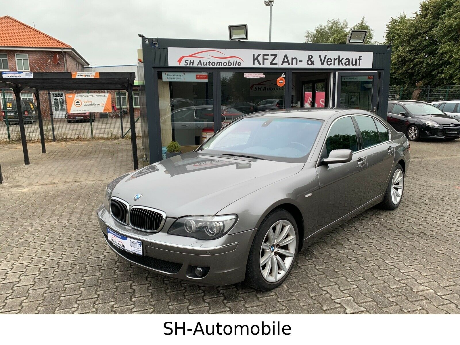 BMW 740i Edition,Leder,ACC,Softclose ,Xenon,Komfort