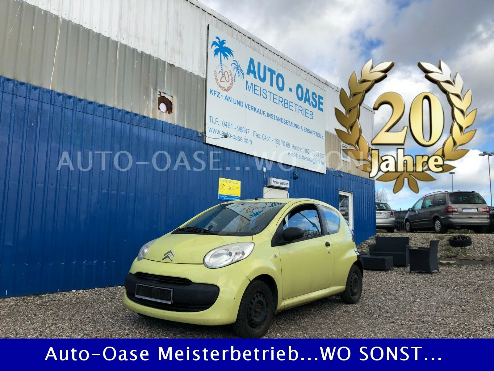 CITROEN C1 Advance