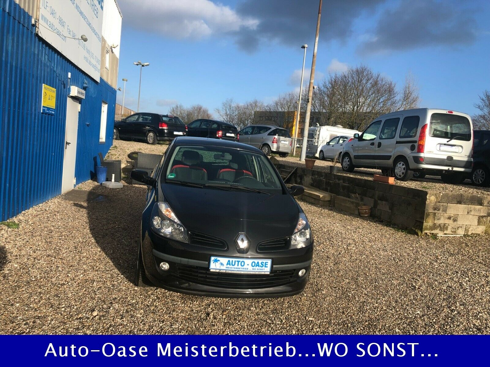 RENAULT Clio III **Rip Curl**