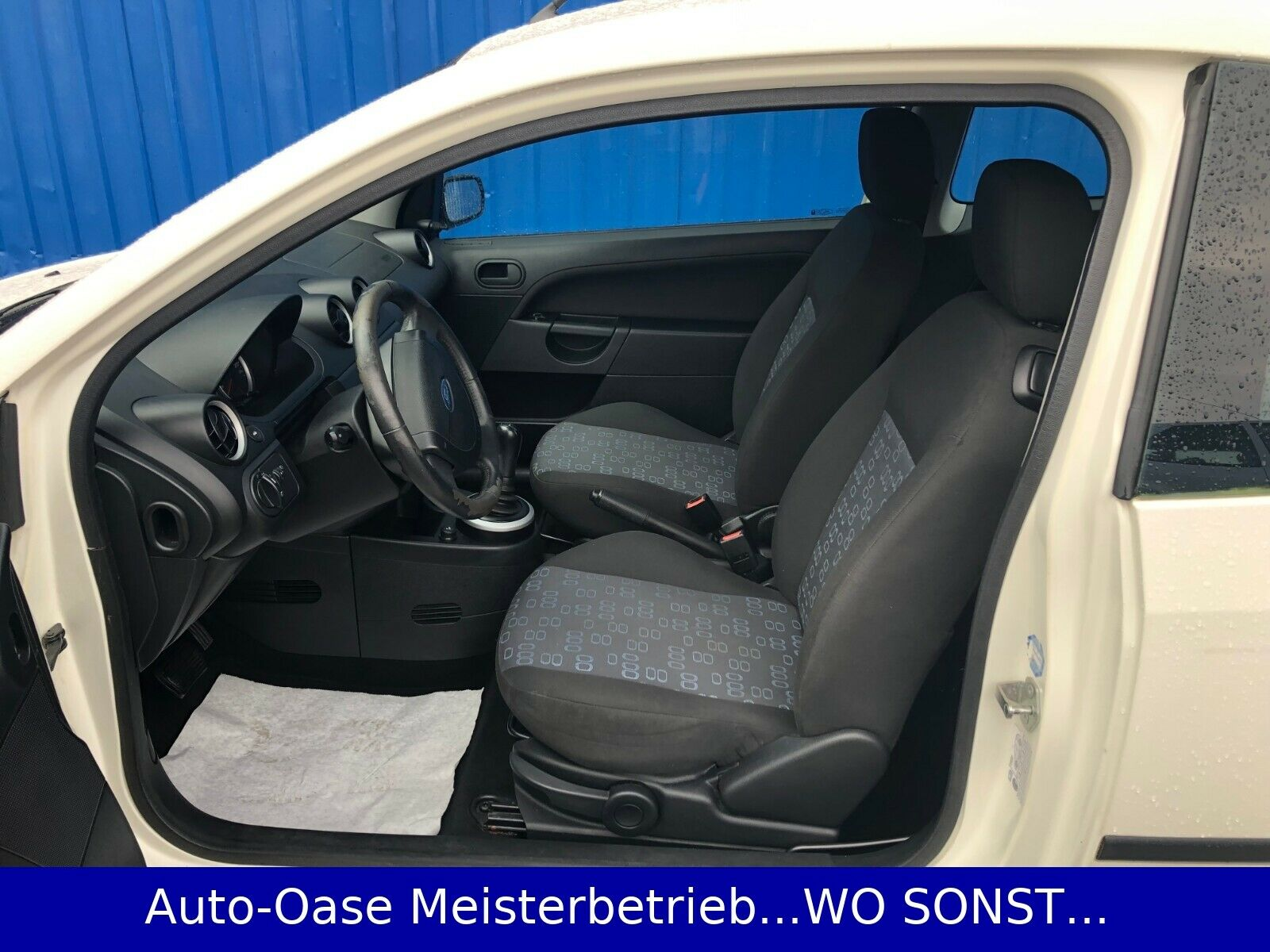 FORD Fiesta **Ambiente**Automatik**