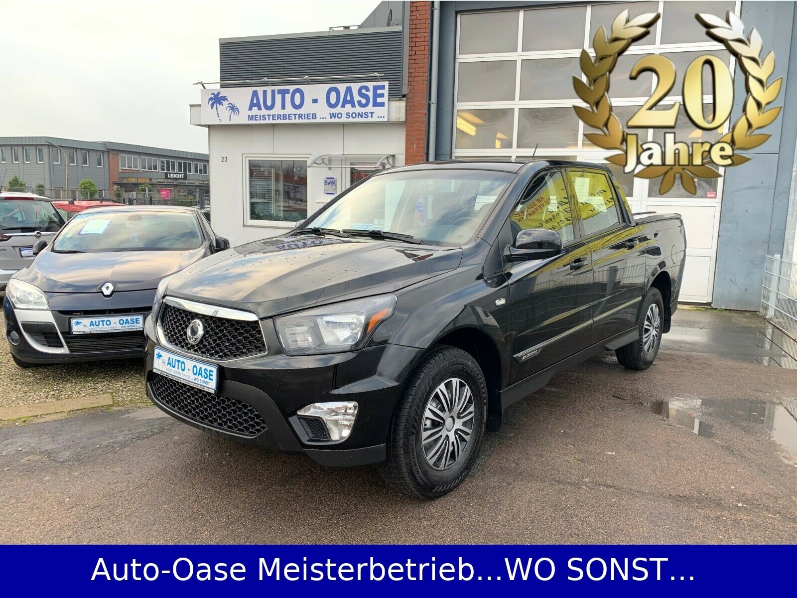 SSANGYONG Actyon Sports 4 WD **1.HAND*50.320KM**