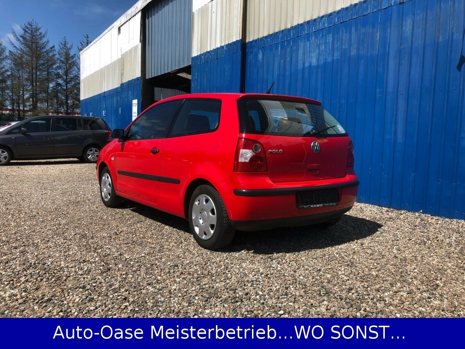VW Polo IV *CNG**