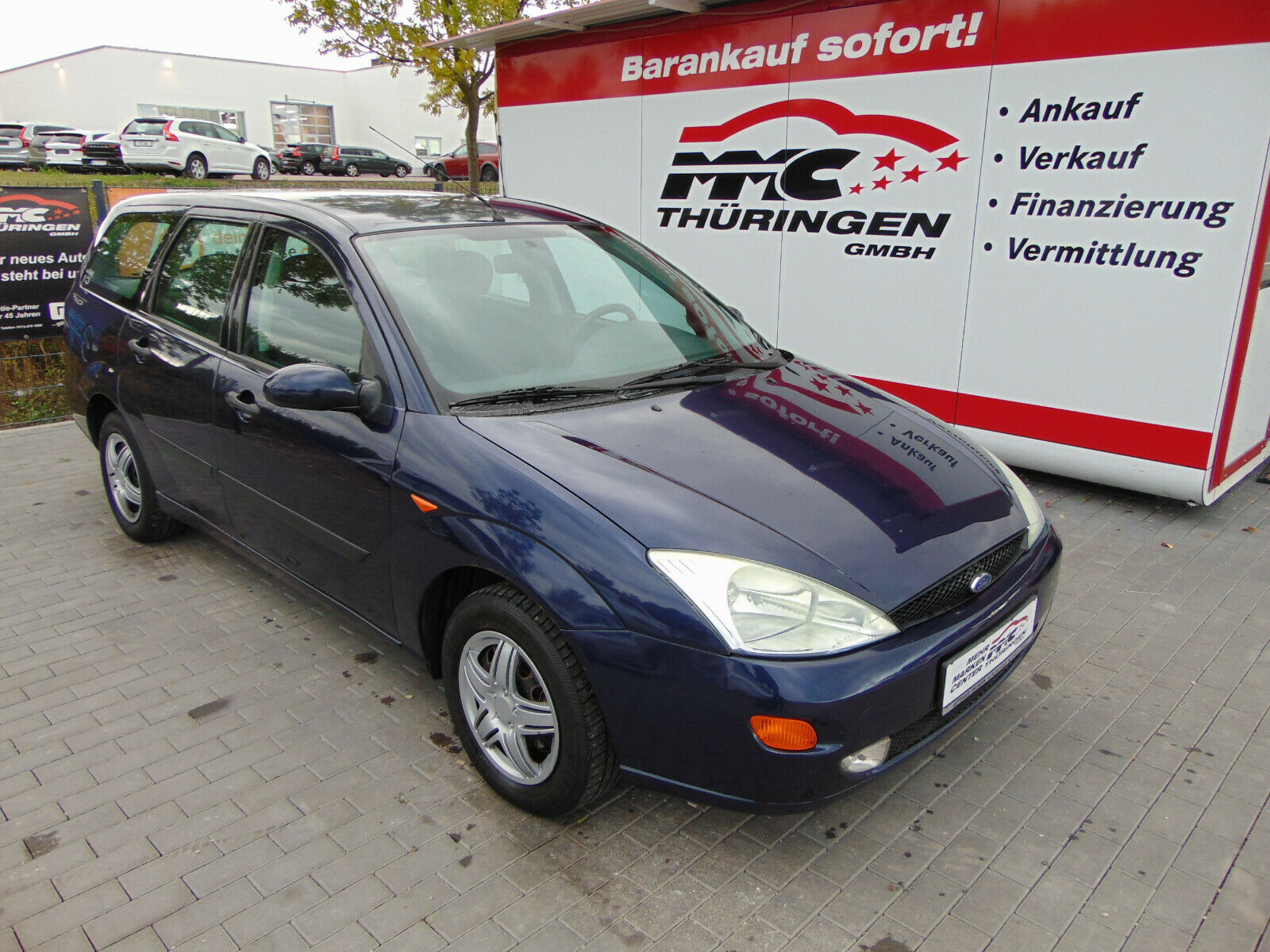 FORD Focus Turnier Trend TÜV 03.2020