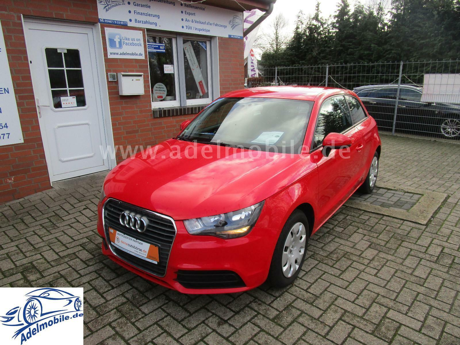 AUDI A1 Attraction 1,2TFSI TÜV 12/2020 Euro5
