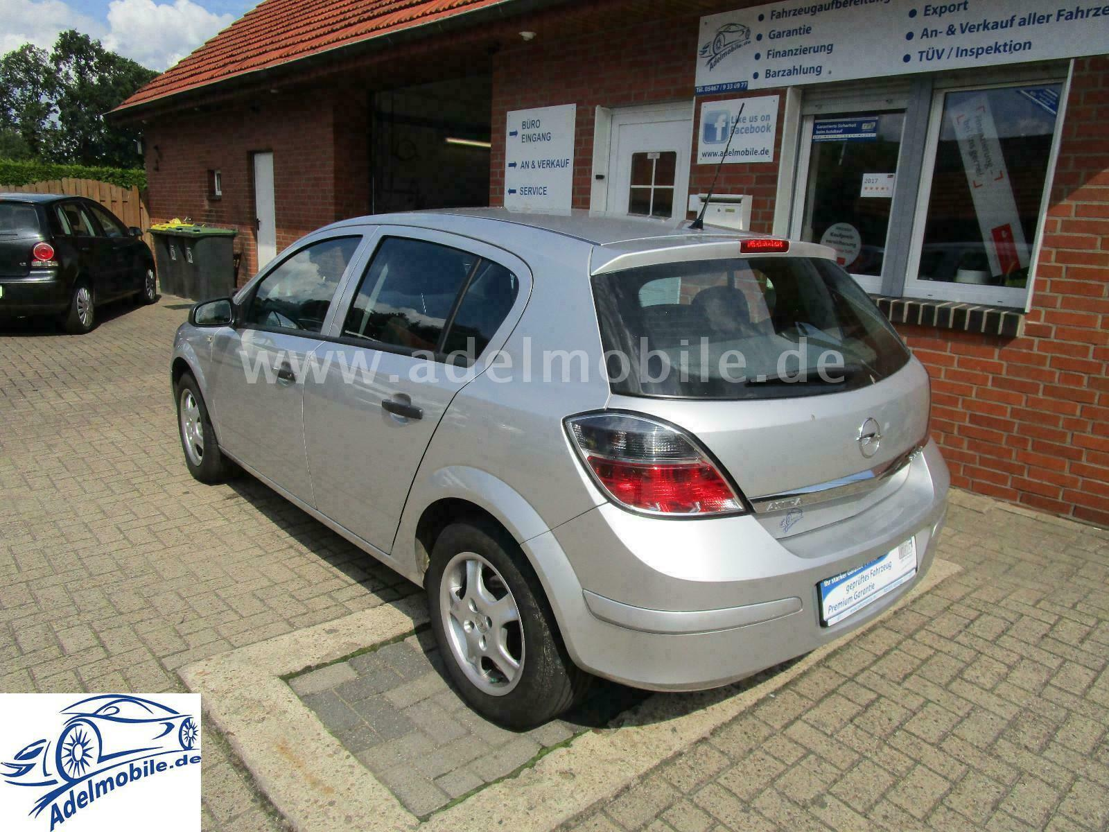 "OPEL Astra H Lim. Selection ""110 Jahre"" 1,4L TÜV04/22"