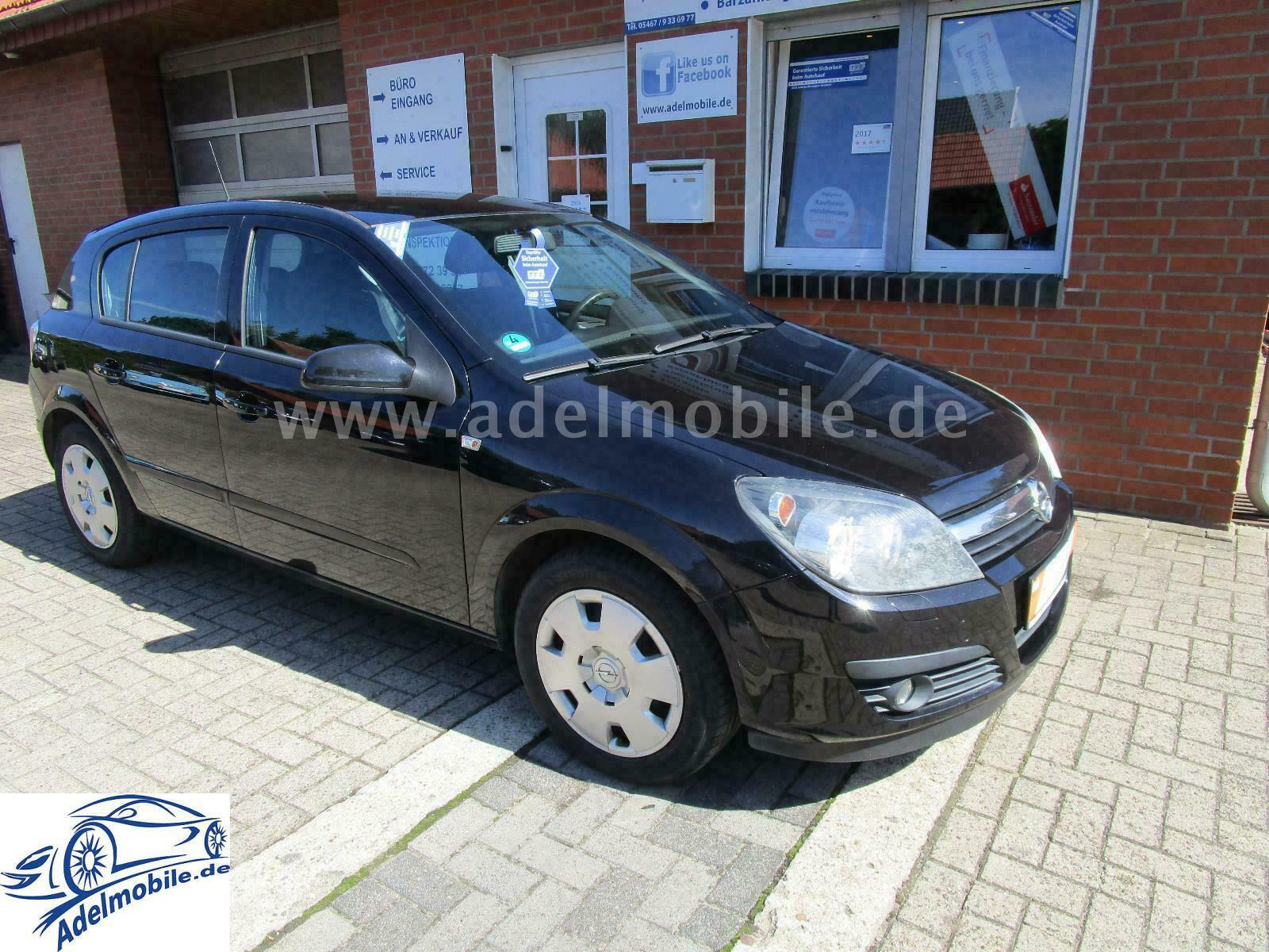 OPEL Astra H Lim. Edition 1,6L TÜV 11/2021
