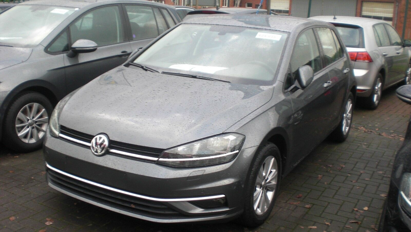 VW Golf VII Lim. Comfortline BMT/Start-Stopp