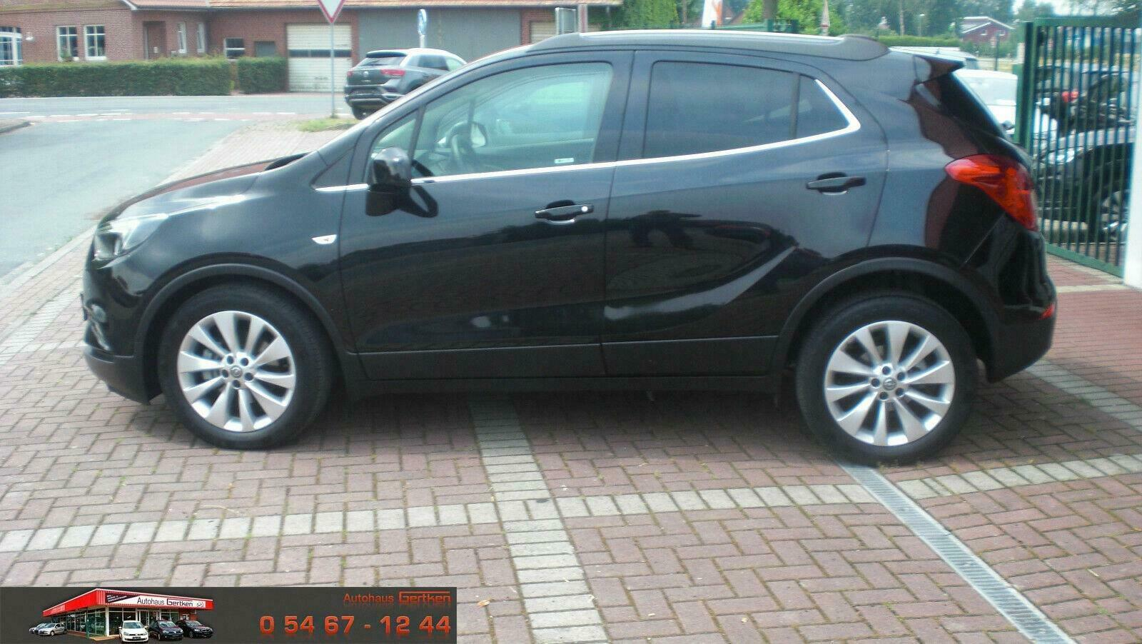 OPEL Mokka X Innovation Start/Stop